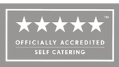 Officially Accredited Self Catering
